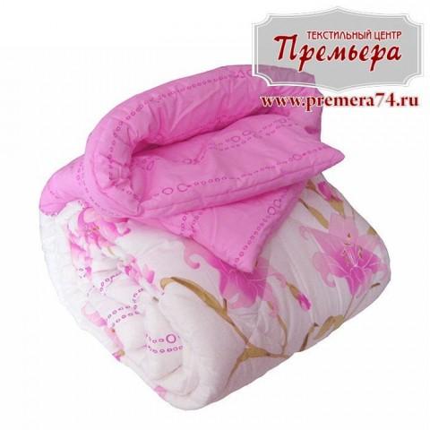 Одеяло Сатин 2х Зимнее