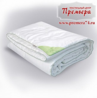 Одеяло 140х205 Бамбук зимнее