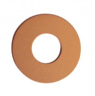 Кольцо декоративное Италия (золото матовое)
