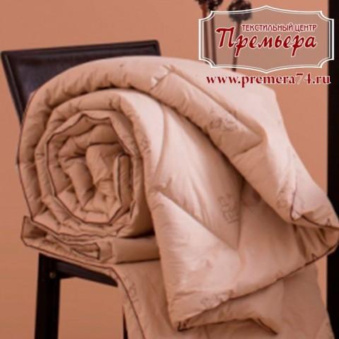 Одеяло Верблюжья шерсть Евро Зимнее