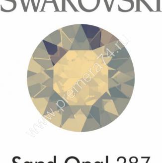 2028 HF SS 10 Стразы плоские с клеем Swarovski