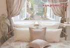 Готовые шторы Ажур Pearl