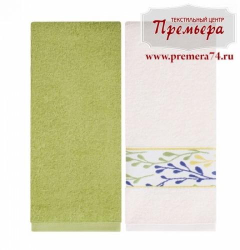 Набор кухонных махровых полотенец Мармелад