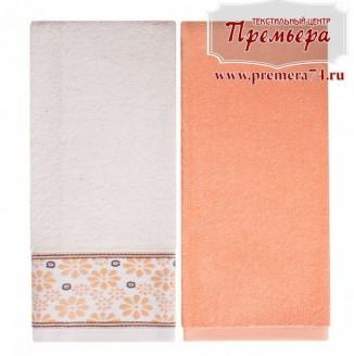 Набор кухонных махровых полотенец