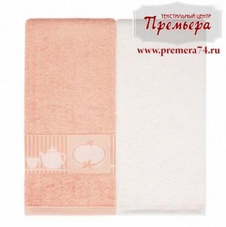 Набор кухонных махровых полотенец Пралине*
