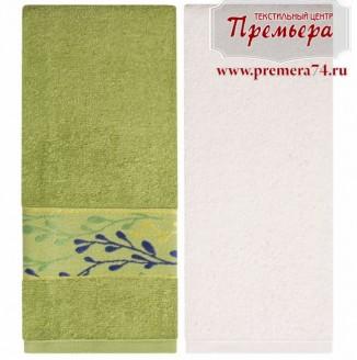 Набор кухонных махровых полотенец Мармелад*