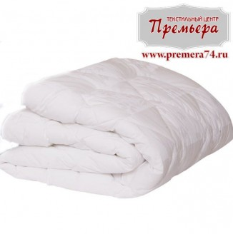 Одеяло Лебяжий пух 1,5х Зимнее