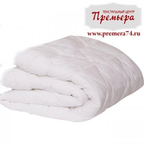 Одеяло Лебяжий пух 2х Зимнее