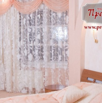 Розовая комната в смешаном стиле