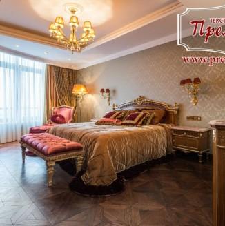 Спальня барроко
