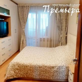 Спальня в вензель