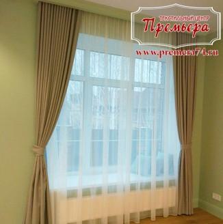 Современные шторы в современный дом