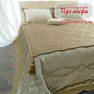 Текстильное оформление кровати