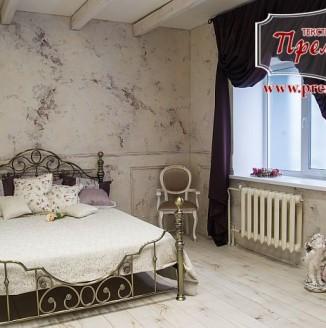 Дизайн фотостудии Barbara (спальня)