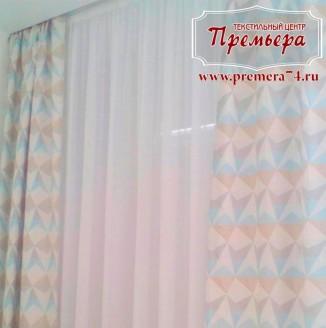 Блэкаут и рулонные шторы для затемнения комнаты