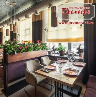 Дизайнерское оформление элитного ресторана в МЕАТ & Wine