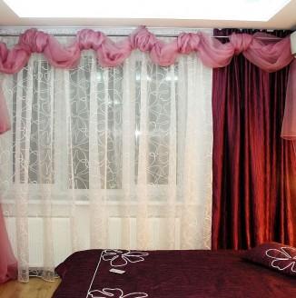 Спальня девочки в современном стиле