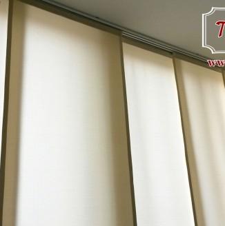 Японские шторы в офис