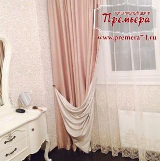 Текстильное оформление спальни в провинцианском стиле