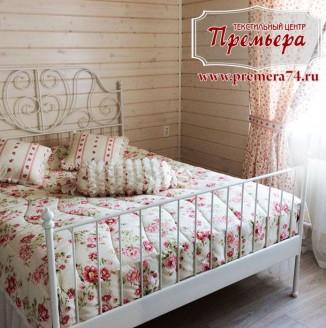 Спальная комната в стиле прованса