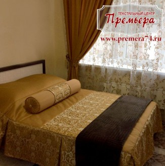 Классическая спальня с элементами модерна