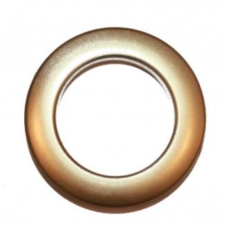 Люверсы 40-42мм  (золото матовое)