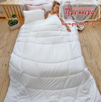 Одеяло 200х220 Лебяжий пух Зимнее
