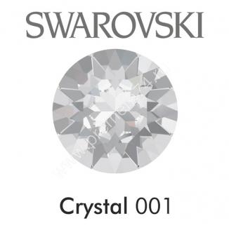 2038 HF SS 8 стразы плоские с клеем Swarovski