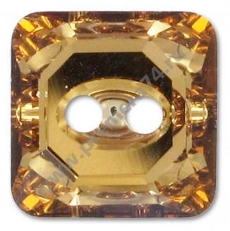 3017 ММ 12 Кристальная пуговица Swarovski