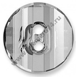 3035 ММ 14 Кристальная пуговица Swarovski