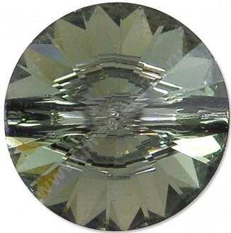 3015 ММ 12 Кристальная пуговица Swarovski