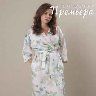Халат женский TENCEL Моник L/XL