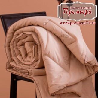 Одеяло 140х205 Верблюжья шерсть Зимнее