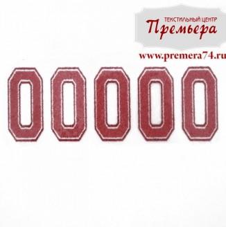 """Термоапликация \""""00000\"""""""
