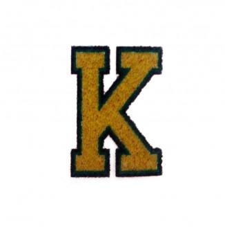 """Термоапликация \""""K\"""""""