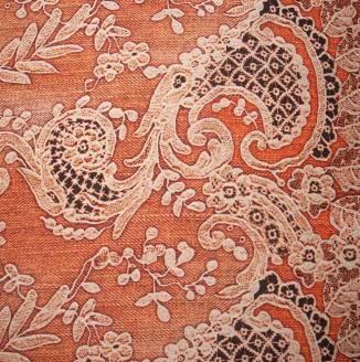 Шелк крепового плетения
