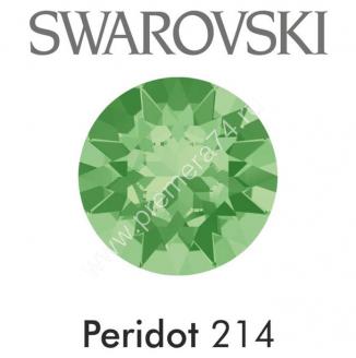 2028 HF SS 34 Стразы плоские с клеем Swarovski