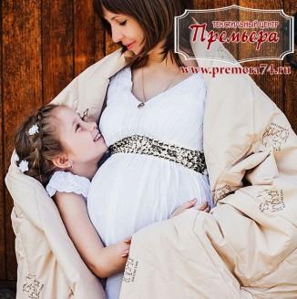 Одеяло 170х205 Верблюжья шерсть Летнее