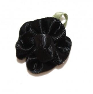 Цветок пришивной маленький