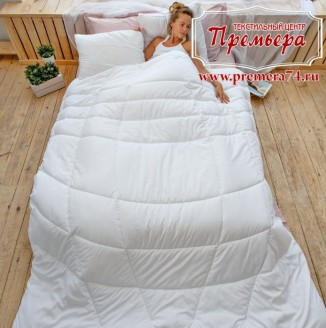 Одеяло 140х205 Микрофибра тиснёная